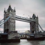 伦敦塔桥美丽的伦敦桥 免版税库存照片