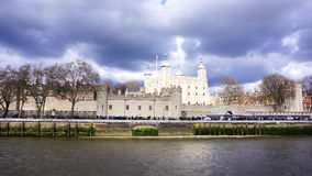伦敦塔 免版税图库摄影