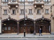 伦敦大剧场剧院 库存图片