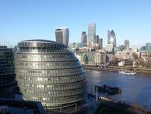 伦敦大厅 免版税库存图片