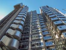 伦敦大厦Lloyds  库存照片