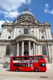 伦敦大教堂 库存图片