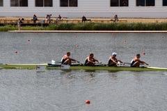 伦敦奥林匹克荡桨 图库摄影