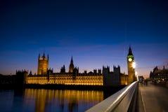 伦敦威斯敏斯特 免版税库存照片