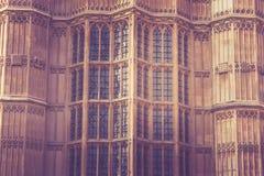 伦敦市大教堂的arquitecture dettail 库存照片