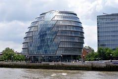 伦敦市政厅 库存照片