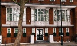 伦敦市视图 库存图片