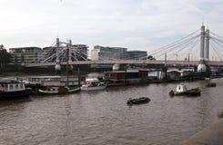 伦敦市视图 库存照片