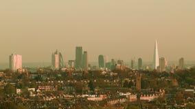 伦敦市轻率冒险 股票录像