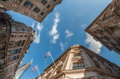 伦敦市 免版税库存照片