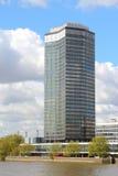 伦敦摩天大楼 免版税图库摄影