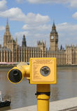 伦敦旅游业 免版税库存图片