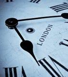 伦敦时间 库存照片