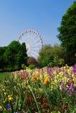 伦敦春天 库存图片