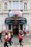 伦敦标准剧院 库存照片
