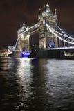 伦敦桥梁 免版税库存照片