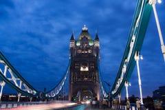 伦敦桥梁 免版税库存图片