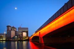 伦敦桥,伦敦。 库存照片