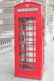 伦敦电话亭 库存照片