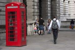 伦敦的全景 免版税图库摄影