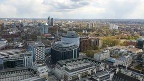 从伦敦眼睛的图片 库存照片