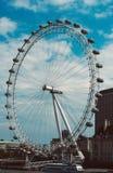 伦敦眼睛II 免版税库存照片