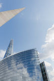 伦敦碎片 免版税库存图片