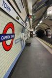 伦敦管 免版税库存照片