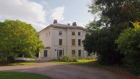 伦敦苏豪区议院在伯明翰,英国 免版税库存照片