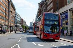 伦敦英国 库存照片