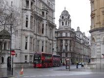 伦敦街道 免版税图库摄影