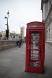 伦敦街 免版税库存图片