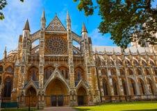伦敦西敏寺圣玛格丽特教会 库存照片