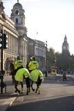 伦敦警察 库存图片
