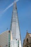 伦敦长大,碎片大厦 图库摄影
