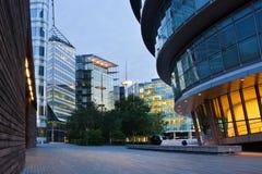 伦敦香港大会堂。 免版税库存照片