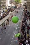 伦敦马拉松 免版税库存照片