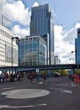 伦敦马拉松2012年- Lel, Mutai, Tsegay, Worku 库存图片