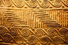 伦敦,大英博物馆 从Grrek铜器时代3200-1100的希腊对象BC 免版税库存图片