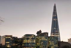 伦敦,英国。城市细节 库存照片