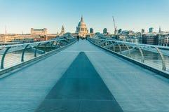 05/11/2017伦敦,英国,圣保罗大教堂看法  库存图片