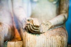 伦敦,英国,大英博物馆埃及人雕象 免版税库存照片