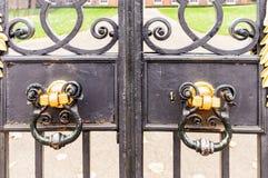 伦敦,英国, Kencington宫殿一个外视图  图库摄影