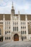 伦敦,英国- 2017年10月30日, :-市政厅 免版税库存图片