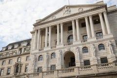 伦敦,英国- 2017年10月30日, :- Englan银行  图库摄影