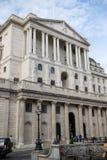 伦敦,英国- 2017年10月30日, :- Englan银行  免版税库存照片