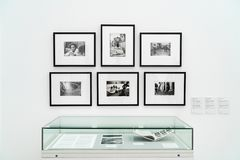 伦敦,英国- 2019年4月1日:泰特现代艺术馆在伦敦 画廊,博览会 库存图片