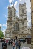 伦敦,英国- 2016年6月15日:圣皮特圣徒・彼得教会钟楼在威斯敏斯特,伦敦,英国 免版税库存图片
