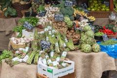 伦敦,英国- 2015年3月16日:自治市镇市场在伦敦 库存照片