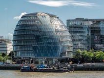 伦敦,英国- 6月14日:香港大会堂在2013年6月14日的伦敦 Unid 库存图片